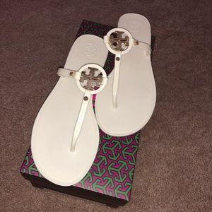 Tory Burch Mini Miller Jelly Sandal
